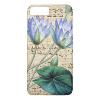 Water Lilly Music iPhone 8 Plus/7 Plus Case