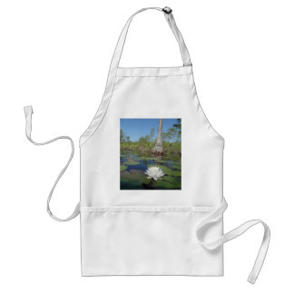 Water Lily 2 Aprons
