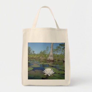 Water Lily 2 Canvas Bag