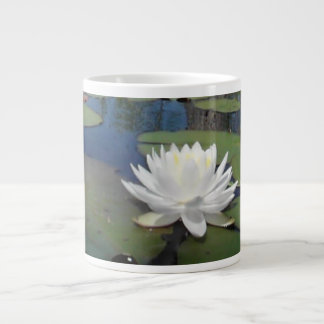 Water Lily 2 Extra Large Mugs