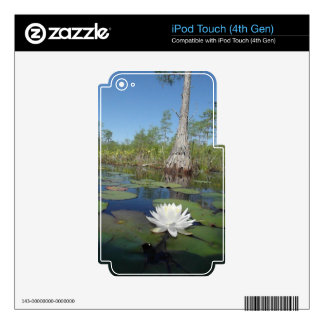 Water Lily 2 iPod Touch 4G Skins