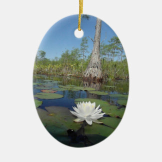 Water Lily 2 Ornament