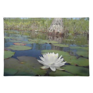 Water Lily 2 Placemat