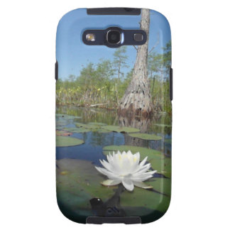 Water Lily 2 Samsung Galaxy SIII Cover
