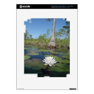 Water Lily 2 Skin For iPad 3