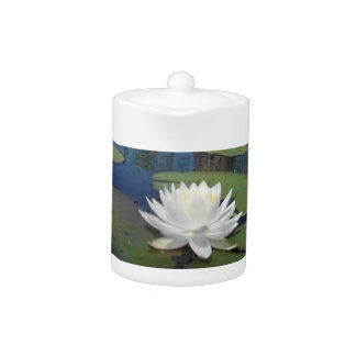 Water Lily 2 Teapot