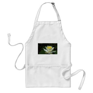 Water Lily Adult Apron