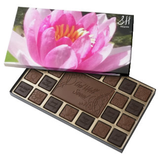 Water Lily Assorted Chocolates