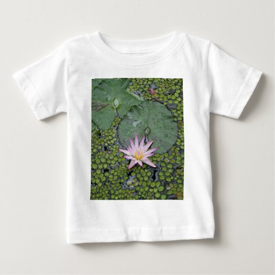 Water Lily Baby T-Shirt