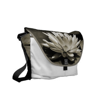 Water Lily Bag Courier Bags