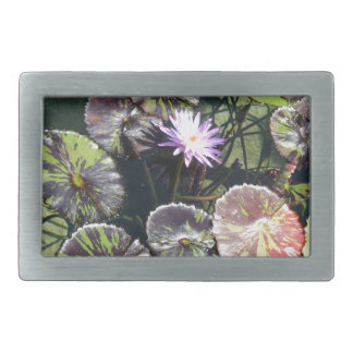 Water Lily Belt Buckle
