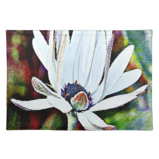 Water Lily Cloth Placemat