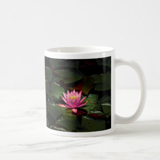 Water Lily Coffee Cup Mugs