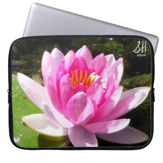 Water Lily Computer Sleeves