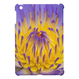 Water lily cover for the iPad mini