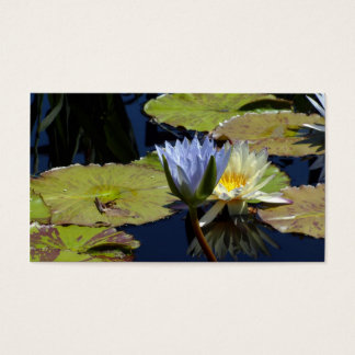 Water Lily Dance Business Card