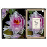 Water Lily ipad Covers