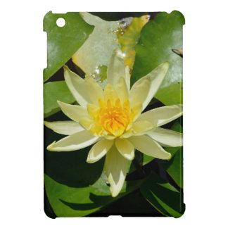 water lily iPad Mini Case