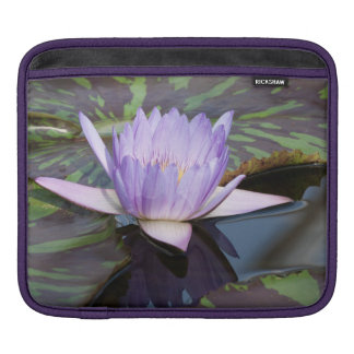 Water Lily iPad Sleeve