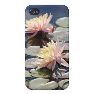 Water Lily iPhone 4 Case 1