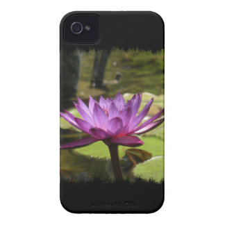 Water Lily iPhone 4 Casemate Case