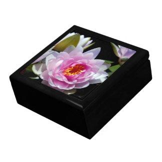 Water Lily Jewelry Box