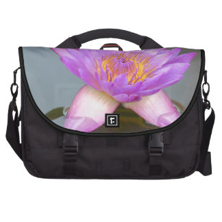 Water Lily Computer Bag