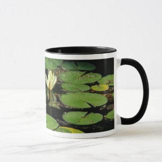 Water Lily & Lilypads Mug
