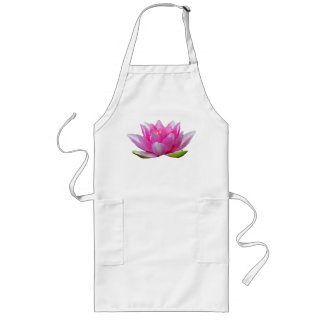 Water Lily Long Apron