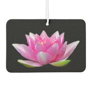 Water Lily Lotus Flower Air Freshener
