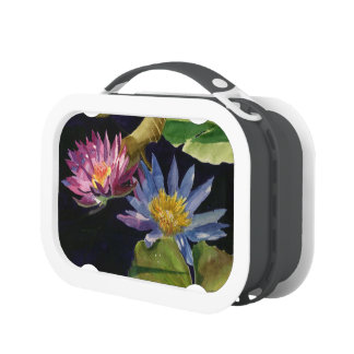 Water Lily Lunchboxes