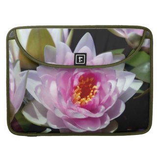 Water Lily MacBook Pro Sleeve