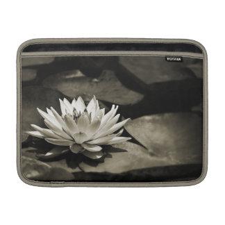 Water Lily Macbook Sleeve