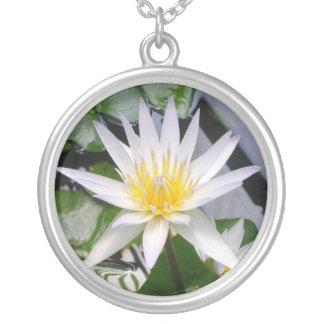 Water Lily Custom Jewelry