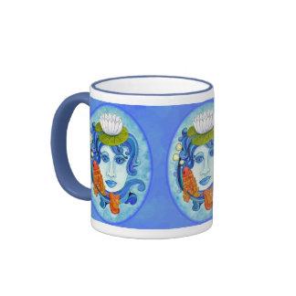 Water Lily Nymph Mug