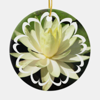 Water Lily Pad Ornament