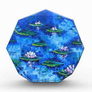 Water Lily Painting, Flower Art, Flowers Award