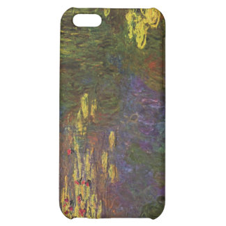 Water Lily Pond by Claude Monet iPhone 5C Case