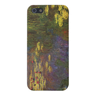 Water Lily Pond by Claude Monet Case For iPhone 5