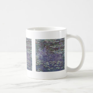 Water Lily Pond By Claude Monet Mugs