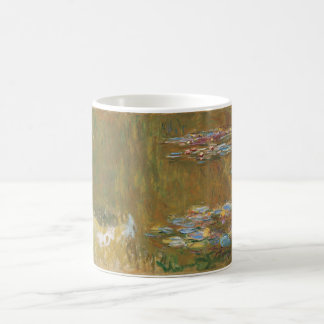 Water Lily Pond by Claude Monet Coffee Mugs