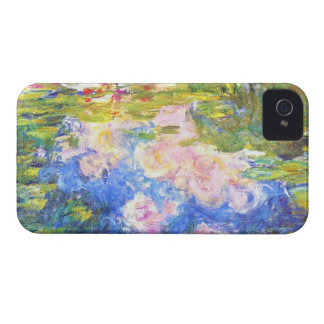 Water Lily Pond Claude Monet Case-Mate iPhone 4 Cases