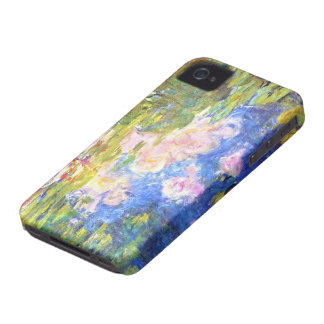 Water Lily Pond Claude Monet iPhone 4 Cases