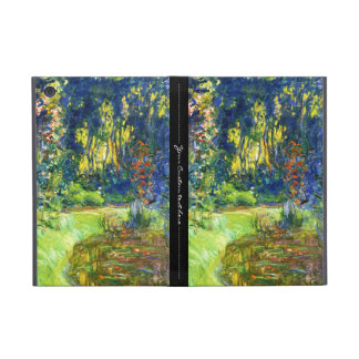 Water Lily Pond Claude Monet cool, old, master, ma iPad Mini Cases
