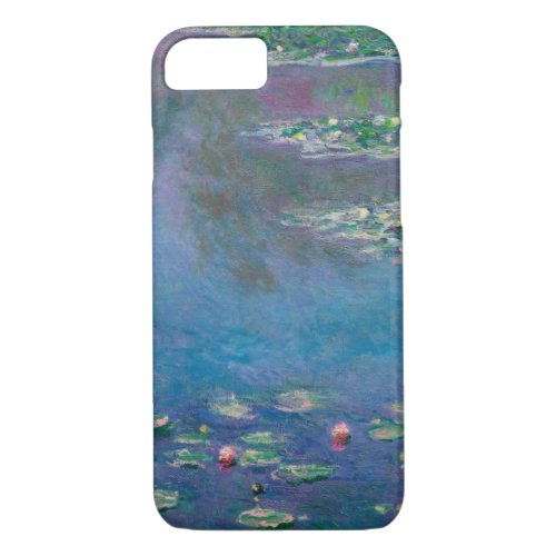 Water Lily Pond, Monet Phone Case