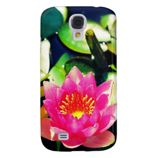 Water Lily Samsung S4 Case
