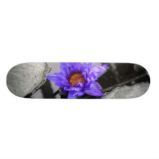 Water Lily Skateboard Deck