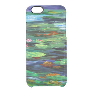 Water Lily Somnolence 2010 Clear iPhone 6/6S Case