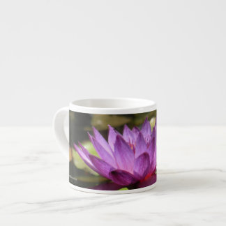 Water Lily Specialty Mug