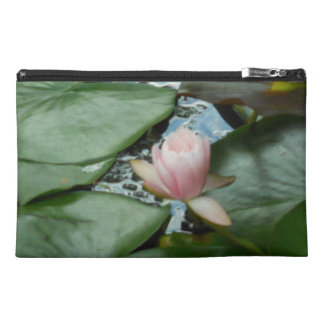 Water Lily Travel Accessory Bags